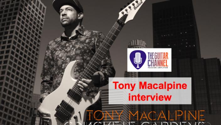 Tony Macalpine interview: builder of Concrete Gardens