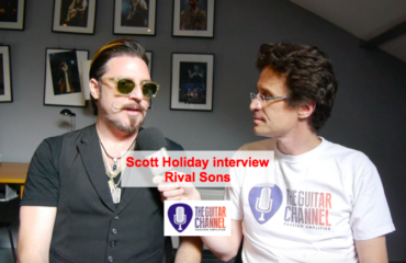 Scott Holiday interview: the Fuzz lord from Rival Sons