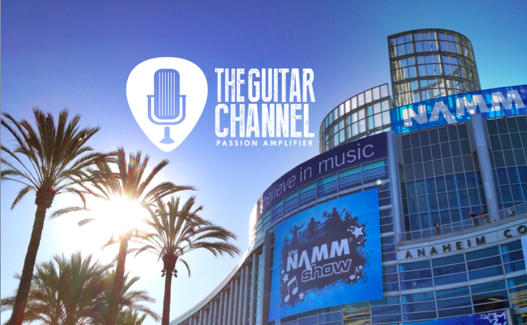 2016 Winter NAMM - The Guitar Channel