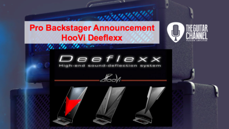 Pro Backstager announcement: HooVi Deeflexx