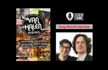 Van Halen Rising: interview with the author Greg Renoff