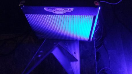Test drive of the Deeflexx during a concert and rehearsal