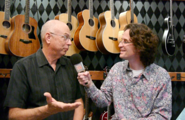 Bob Taylor and Pierre Journel - January 2016 - The Guitar Channel