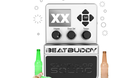 Control the sobriety of your drummer with BeatBuddy!