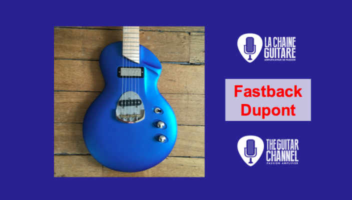 Guitar Review - Fastback Alquier by Maurice Dupont