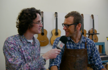 Andy Powers chronicle: @TaylorGuitars instrument conception