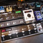 Joe Jackson guitar player Teddy Kumpel pedalboard demo
