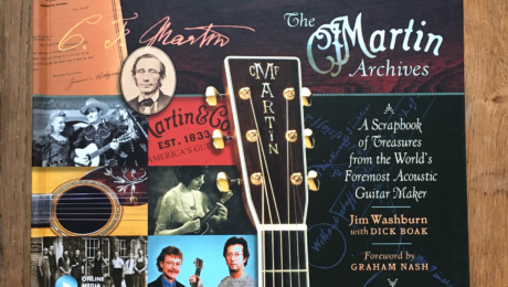 The C.F. Martin Archives - A book to read and to visit!