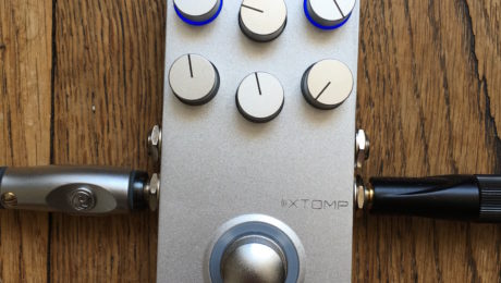 Xtomp Hotone - Pedal Review of a chameleon tone machine