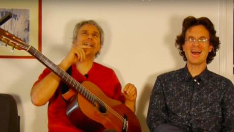 Bruno Pelletier-Bacquaert: Jazz guitar player and awesome teacher