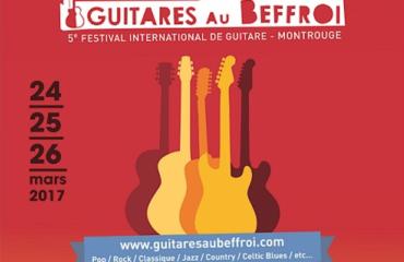 2017 Guitares au Beffroi festival / Salon de la Belle Guitare: organizer interview