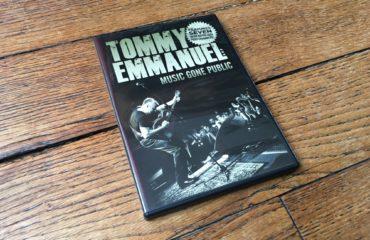 Tommy Emmanuel - Music Gone Public DVD