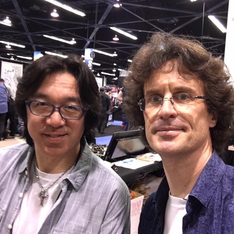 Tomo Fujita interview