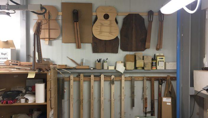 Alhambra Guitars master builders interview - Javier Mengual and José Margarit
