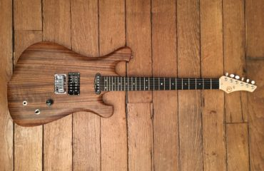Luthier Guitar Review: Oniric from Franfret (Spain)