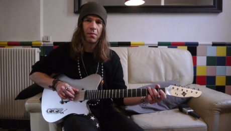 Peter Holmsröm interview, guitar player from the Dandy Warhols