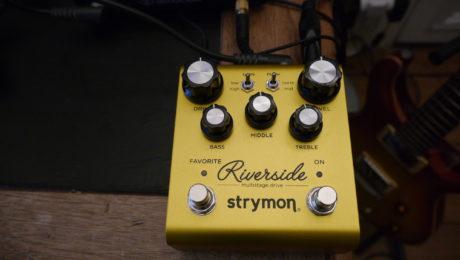 Riverside Strymon overdrive pedal review - Powerhouse tone machine