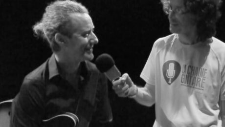 Adam Rogers interview, guitar player for Ravi Coltrane (yes, John's son)