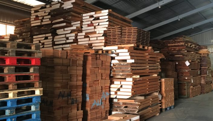 Wood management at Alhambra Guitars (Spain) - Interview Pedro Lopez