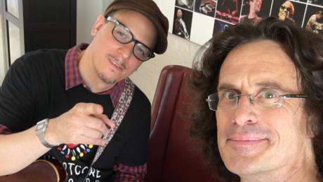 Kurt Rosenwinkel interview - 2017 Montreal Jazz festival