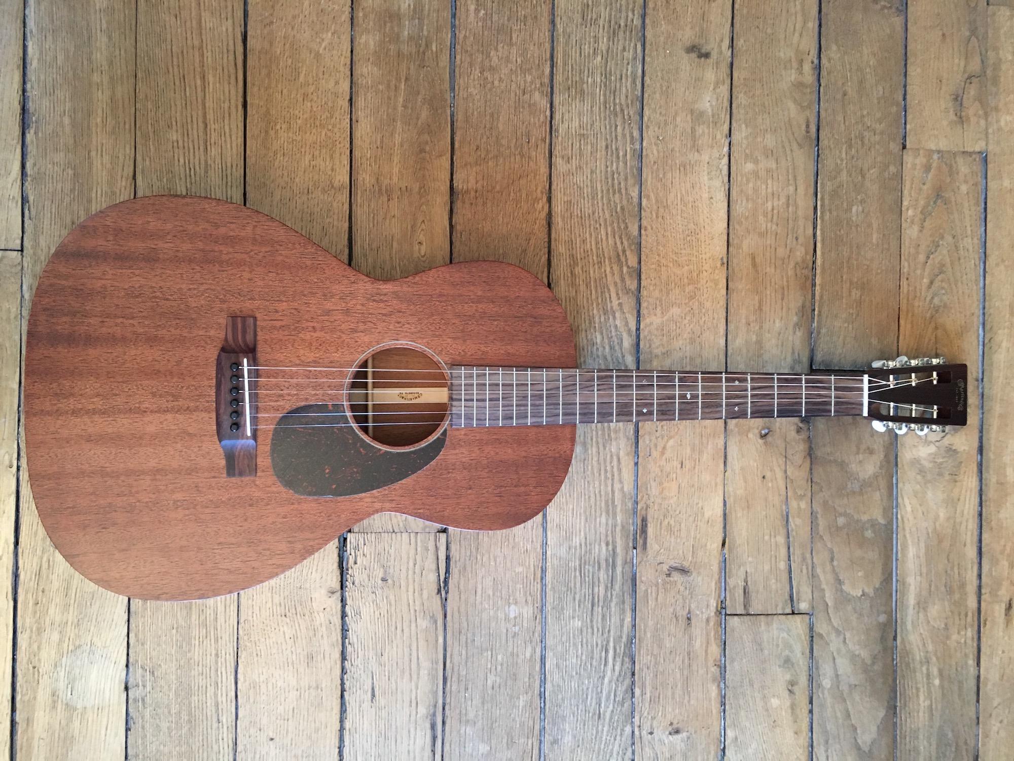 Guitar Review - Martin 000-15SM: 100% Mahogany
