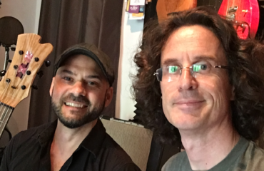 Bruno Coulombe interview from Bruno's Fine Guitars in Montréal, Canada