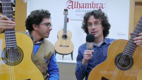 Alhambra Guitars chronicle: the differences between a classical and a flamenco guitar