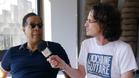 Stanley Clarke interview at the 2017 Montreal Jazz festival