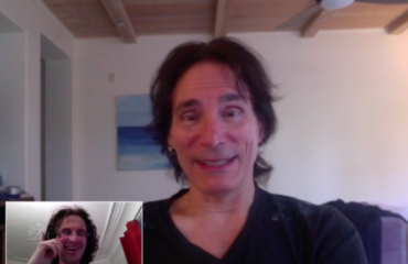 Steve Vai interview - Modern Primitive: album between Flexable and Passion & Warfare