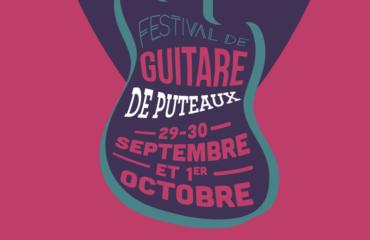 The Guitar Channel: co-organizer of the 2017 Festival de Guitare de Puteaux, France