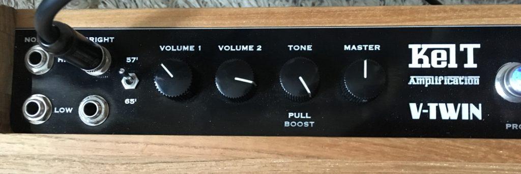 V-Twin - Kelt Amplification