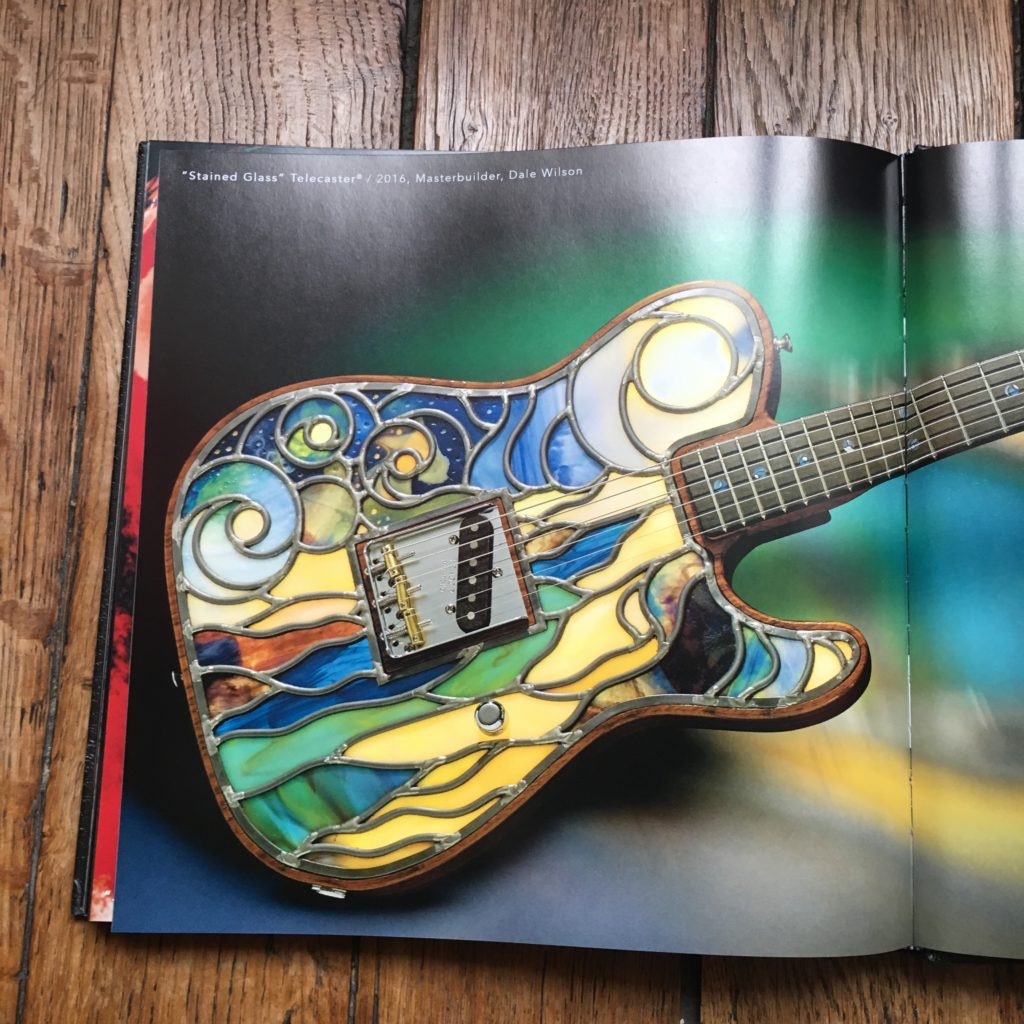 Book review - Fender Custom Shop Masterbuilt XXX 2017