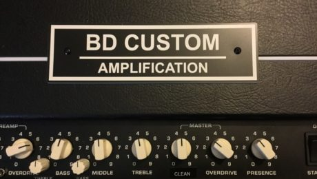 Amp Review - BD Custom Amplification - BF/Brownie