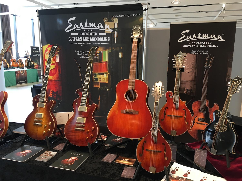 Guitar Stuff — Pepijn't Hart interview - Eastman Guitars - 2017