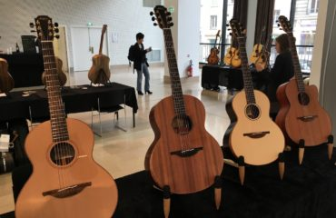 Lowden Guitars - Interview at the 2017 Guitares au Beffroi festival