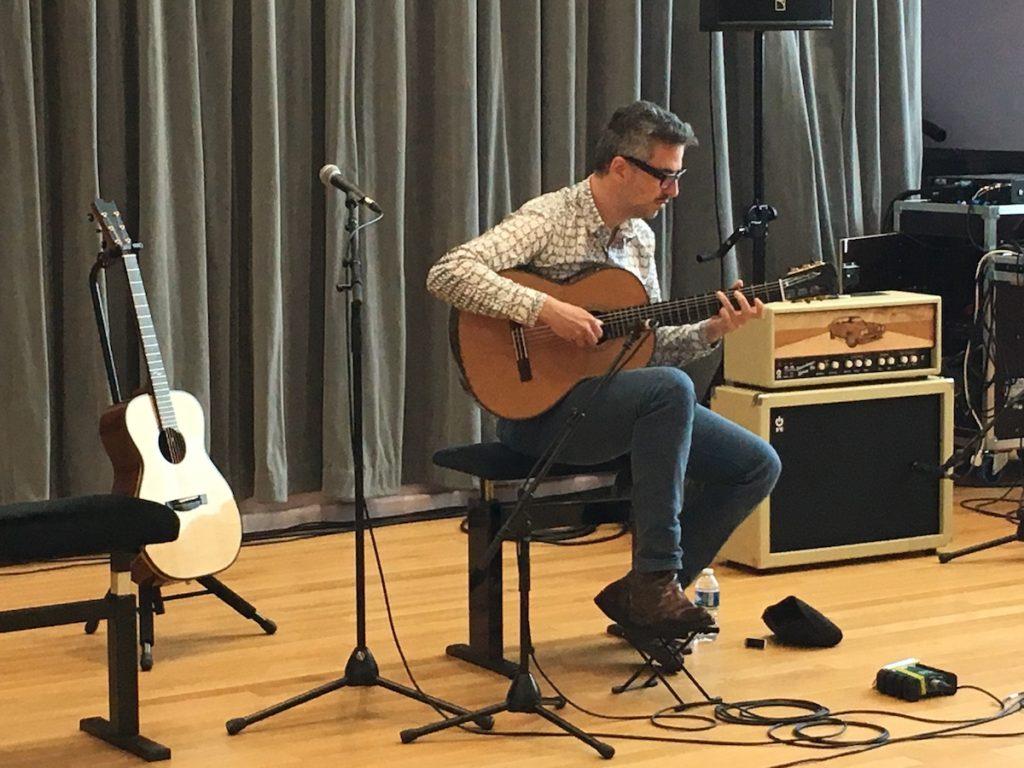 Demo concert videos - Festival de Guitare de Puteaux 2017