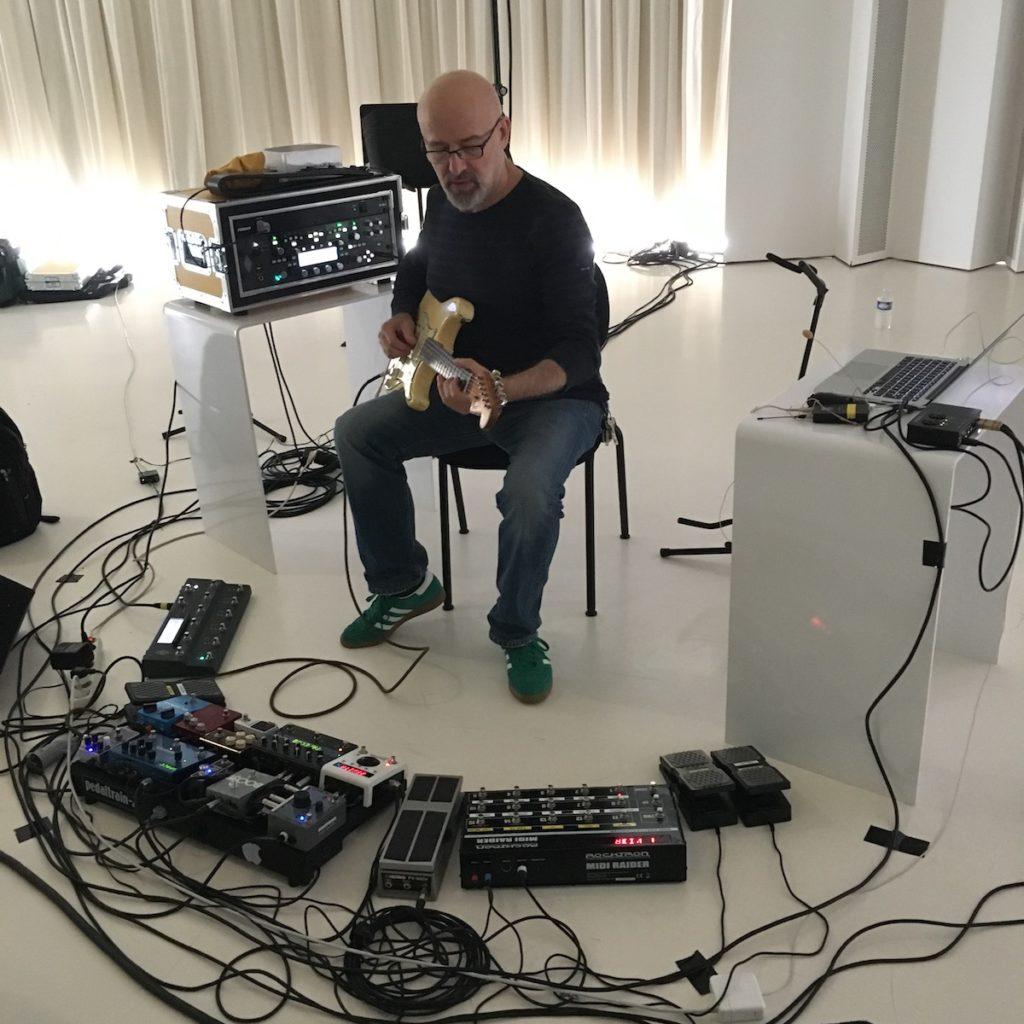 Festival de Guitare de Puteaux 2017 - Jean-Michel Kajdan masterclass