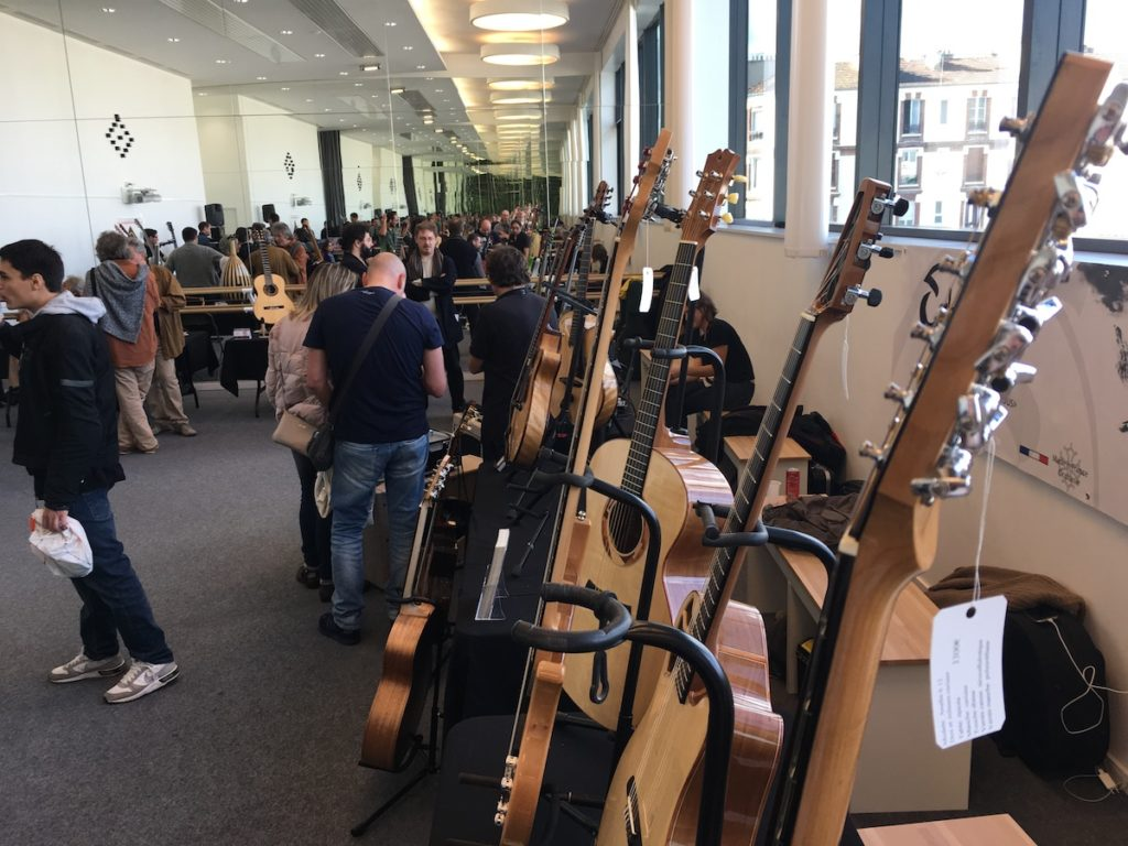 Festival de Guitare de Puteaux 2017 - Guitar show in full swing