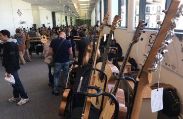 Festival de Guitare de Puteaux 2018 - Luthier show application