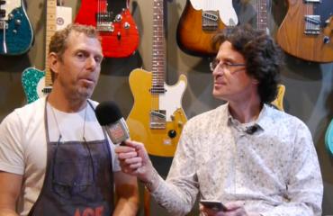 Bill Asher interview - Ben Harper's luthier