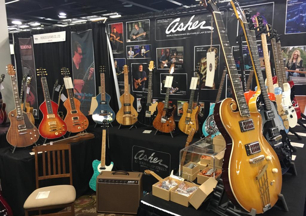 Bill Asher interview - Ben Harber's luthier