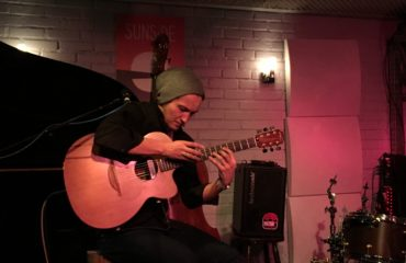 Calum Graham interview - Young fingerstyle Canadian guitar player