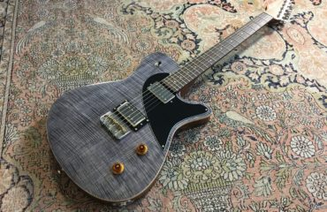 Guitar Review - Origin P90 hum-cancelling - Tony Girault luthier