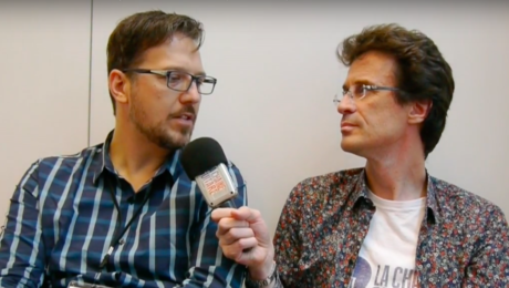 Jamie Gale interview - 2016 Holy Grail Guitar Show