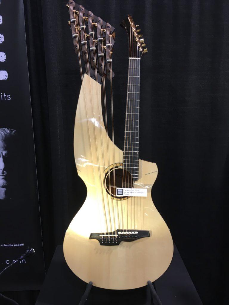 Mastuda - Luthiers Beyond Limits: Alquier, Beauregard, Klein, Mastuda, Pagelli, Tao - NAMM 2018