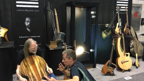 Luthiers Beyond Limits: Alquier, Beauregard, Klein, Matsuda, Pagelli, Tao - NAMM 2018