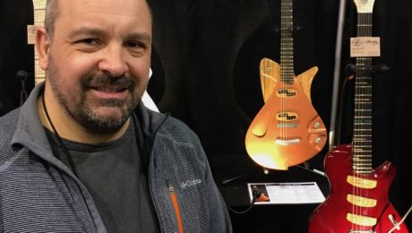 Alquier Guitars project - Launching at the NAMM 2018
