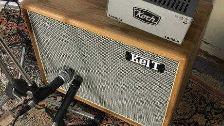 Guitar amp mic shootout - Shure SM57, SM58 and Loadbox Koch LB-120 II