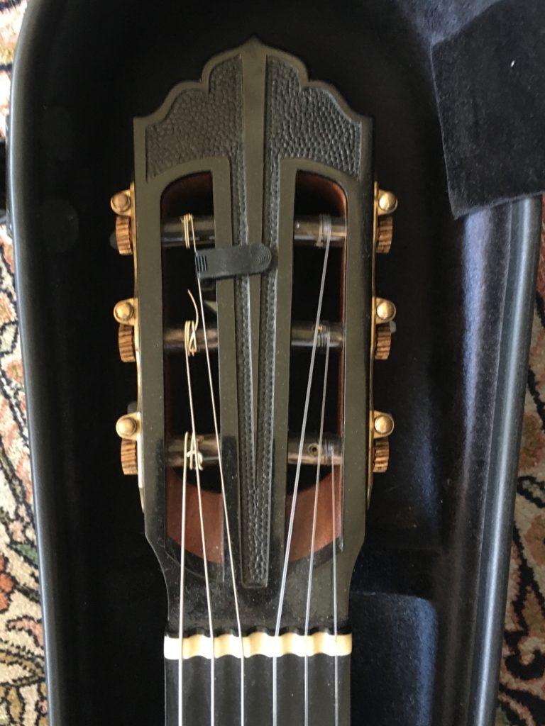 Antoine Boyer private acoustic sessions - Cameleon Waltz - Koehn guitar