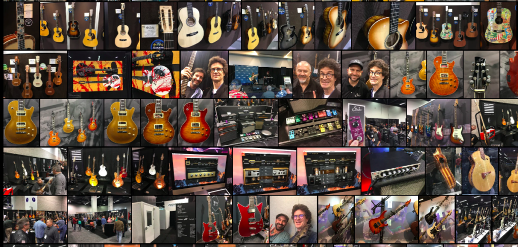 NAMM 2018 - Relive the show as if you were onsite